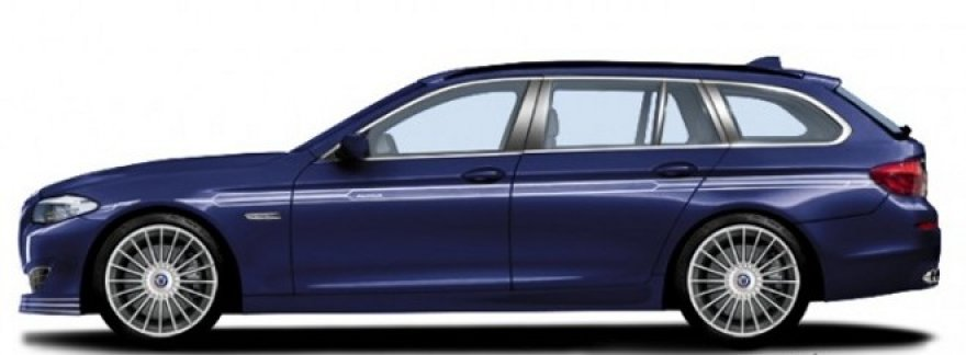 """BMW Alpina B5"""