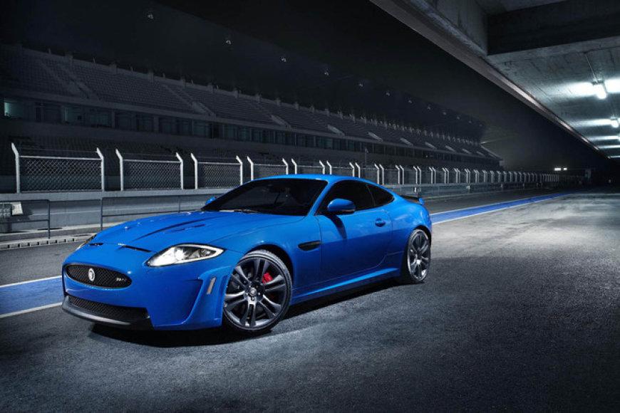 """""""Jaguar XKR-S"""""""