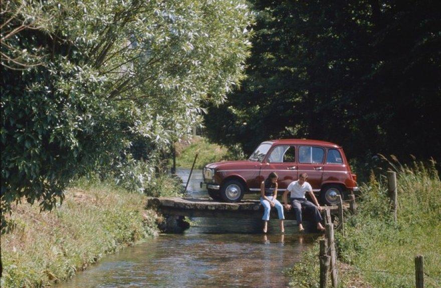 """Renault 4"" 1966 m."