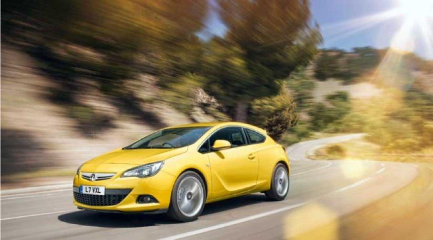 """Opel Astra GTC"""