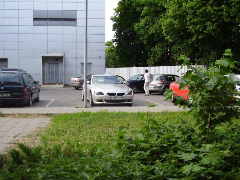 BMW  per dvi vietas