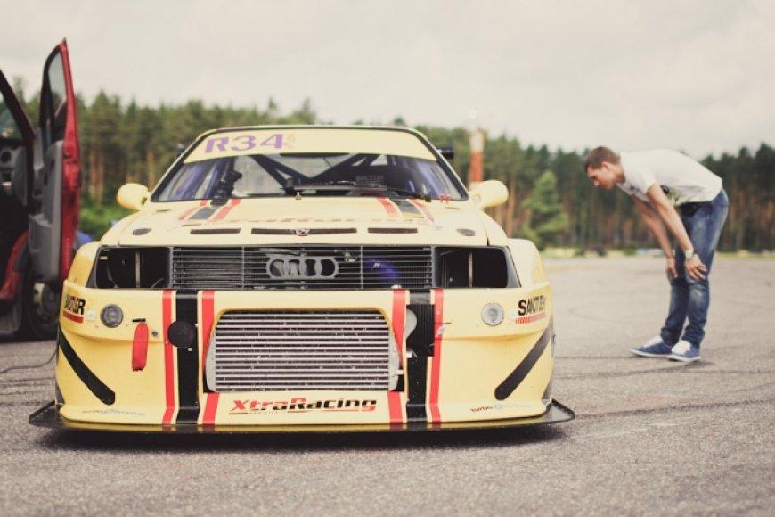 """Audi Xtra Coupe"""