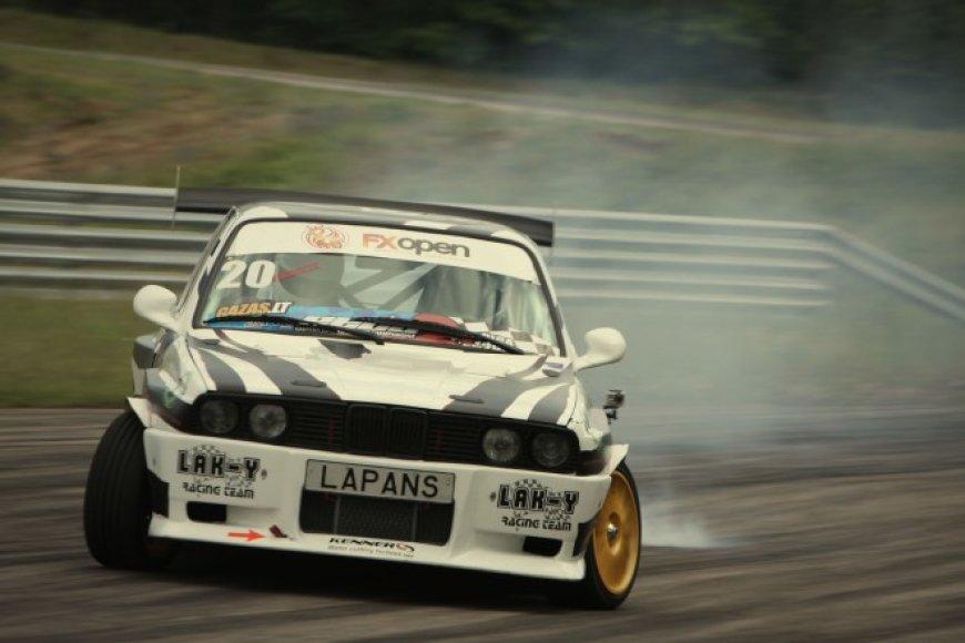 "Gatis Lapanas, ""Lak-y Racing Team"""