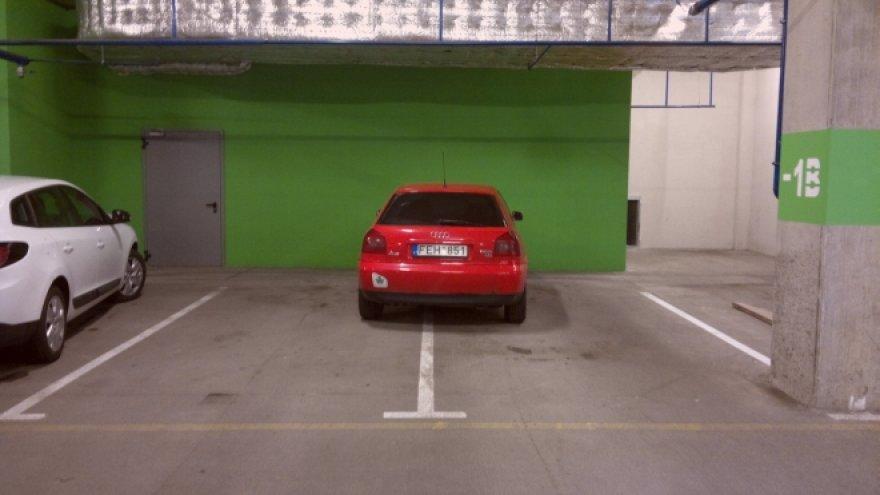 """Kvailai pastatyta """"Audi A3"""""""