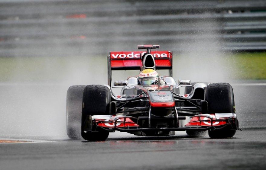 """Lewisas Hamiltonas, """"McLaren"""""""
