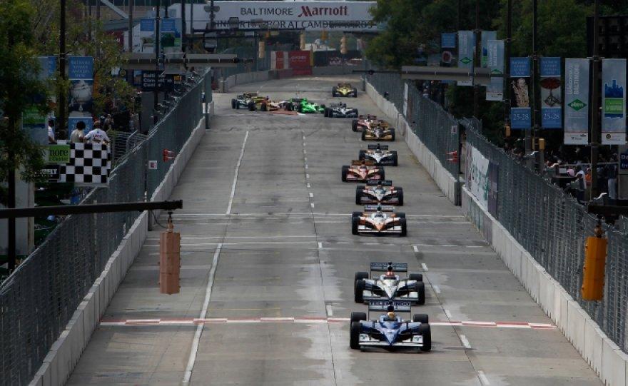 """""""IndyCar"""" lenktynės Baltimorėje"""