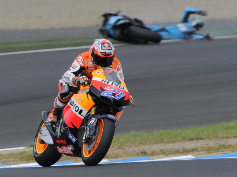 """MotoGP"" lenktynės Japonijoje, ""Motegi"" trasoje"