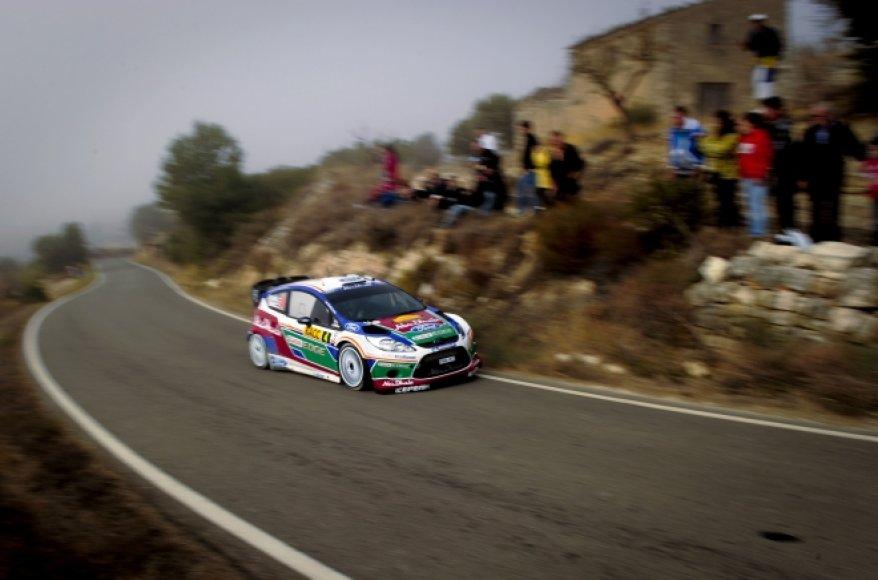"""Jari-Matti Latvala, """"Ford Fiesta RS WRC"""""""