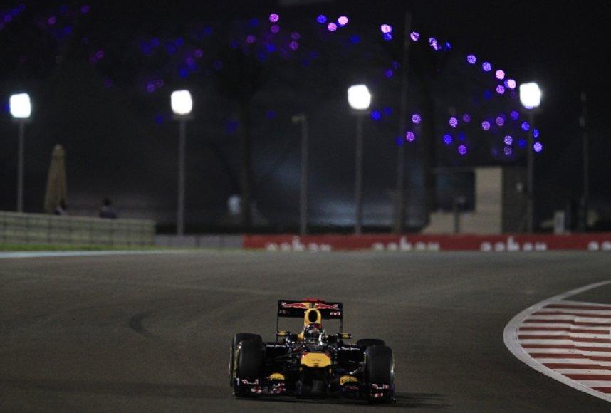 Abu Dabio GP kvalifikacija