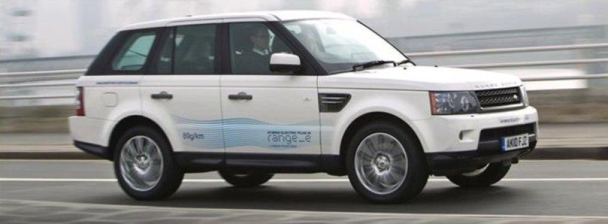 """Jaguar Land Rover Range_e"""