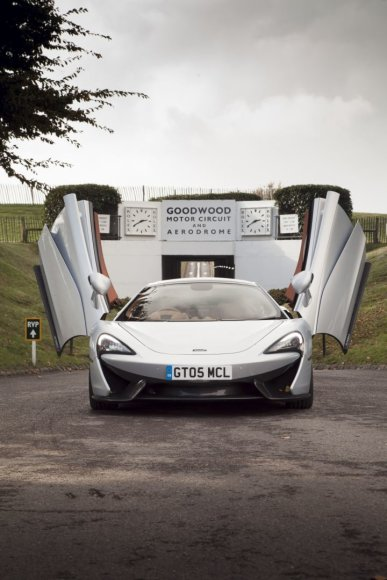 """""""McLaren 570GT"""""""