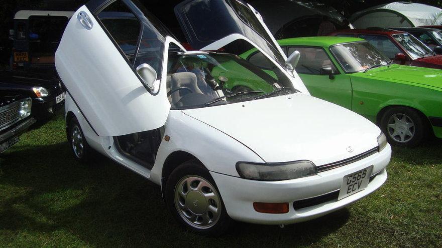 """Toyota Sera"""