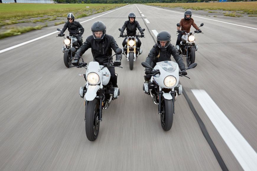 "BMW nuotr./""BMW Motorrad"" motociklai"