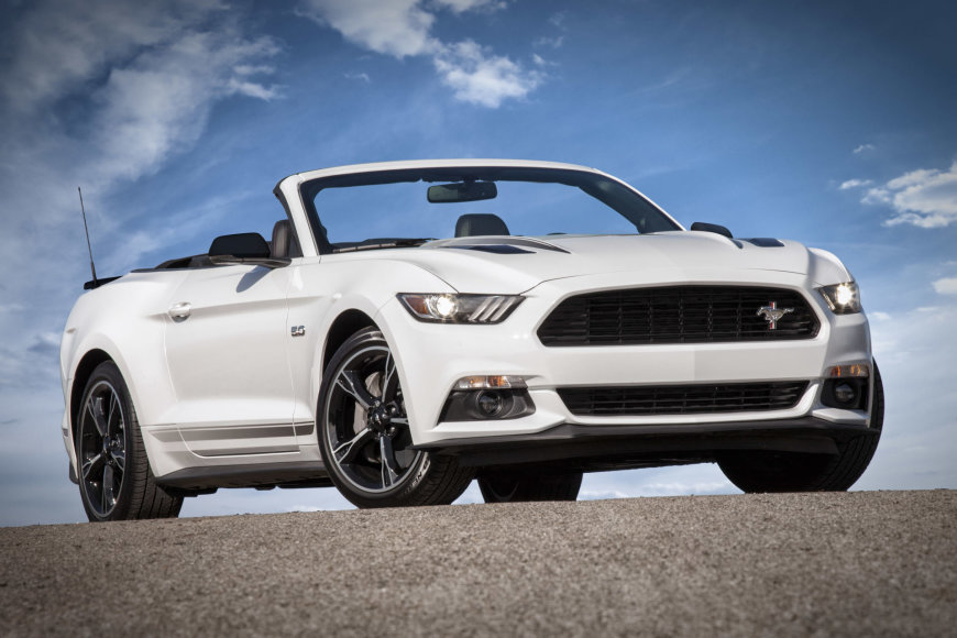 """""""Ford"""" nuotr./""""Ford Mustang"""""""
