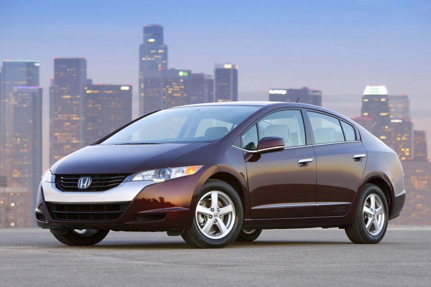 """Honda FCX Clarity"""