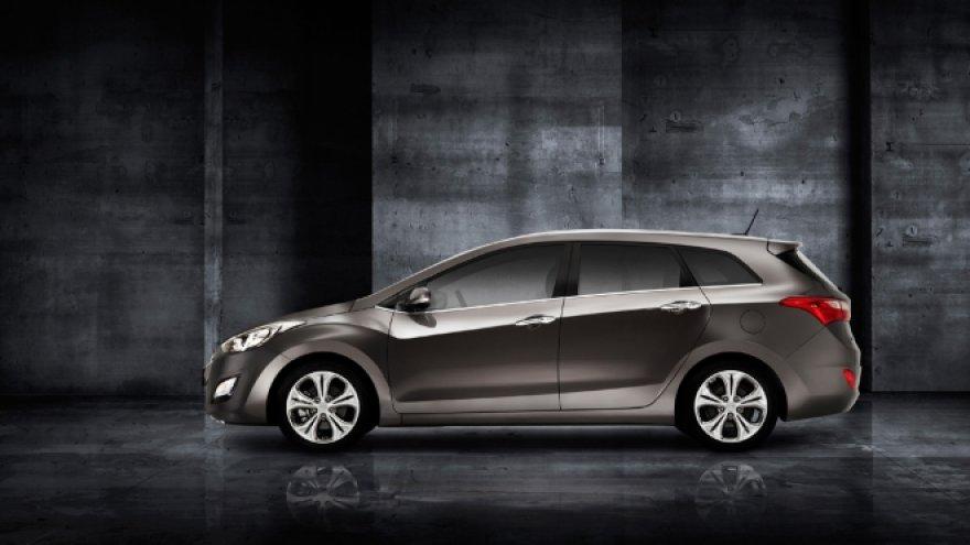 """Hyundai i30"" universalas"