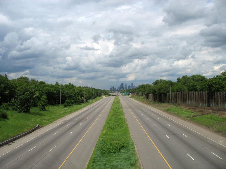 Tuščias greitkelis