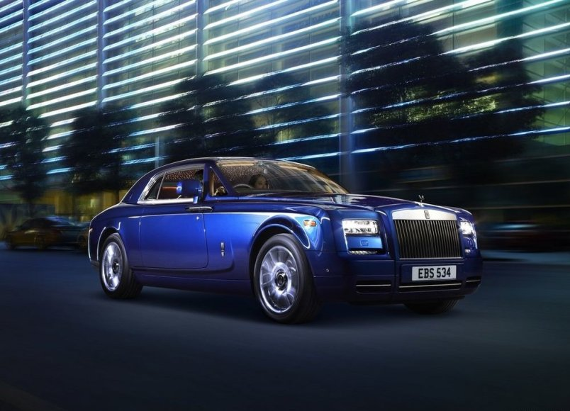 """Rolls-Royce Phantom Coupe"""