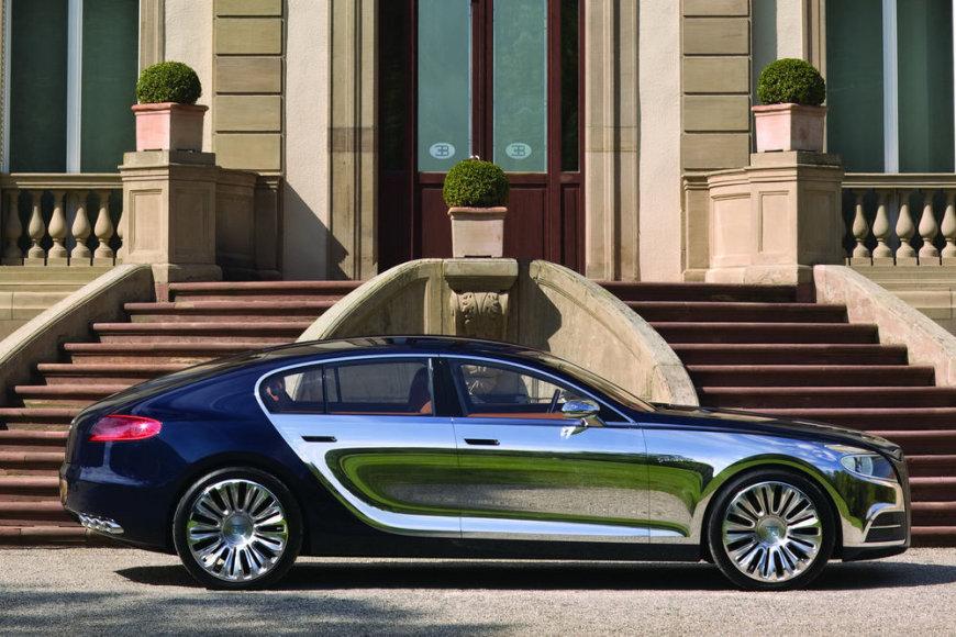 """Bugatti Galibier"""