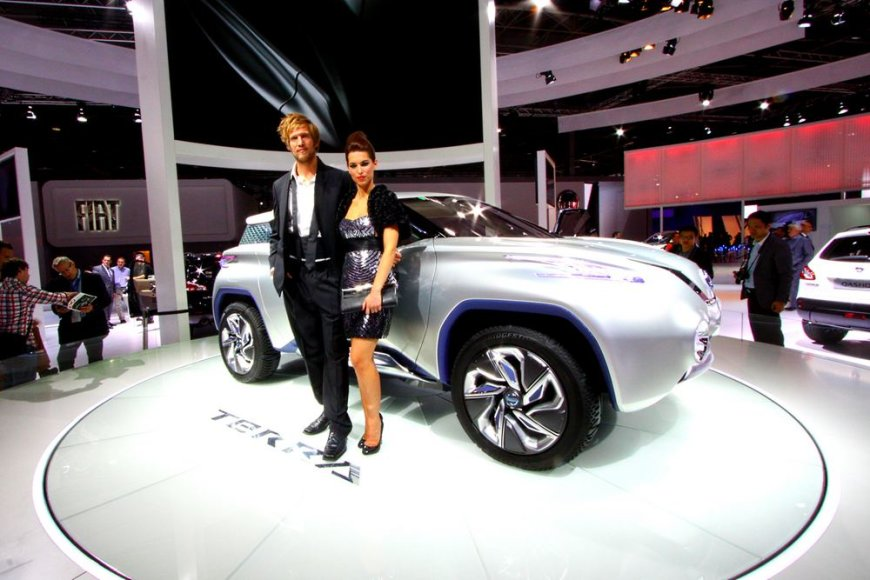 """Nissan Terra"""