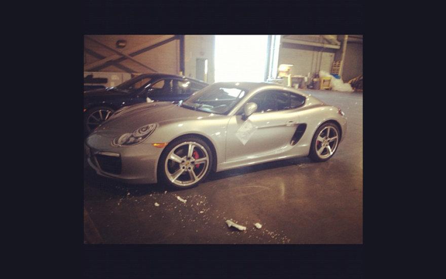 """""""Porsche Cayman"""""""