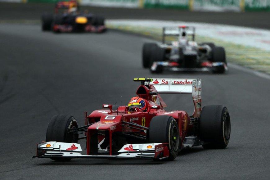 """Felipe Massa, """"Scuderia Ferrari"""""""