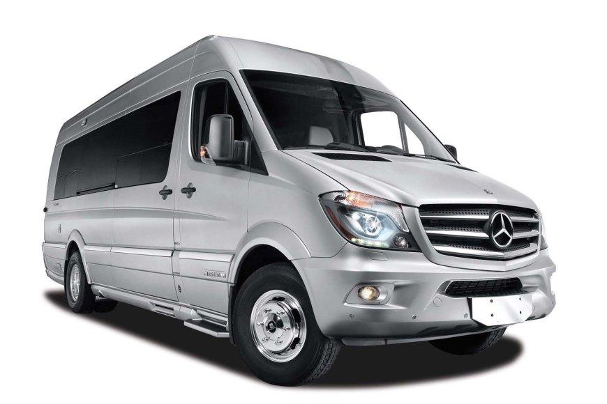 """""""Mercedes-Benz Sprinter Autobahn"""""""