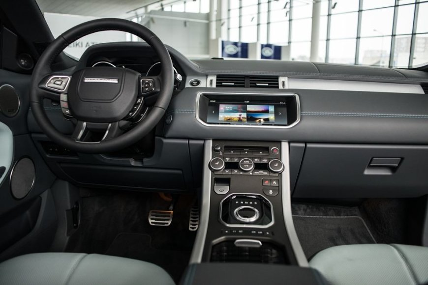 """Inchcape"" nuotr. /""Range Rover Evoque"" kabrioletas"