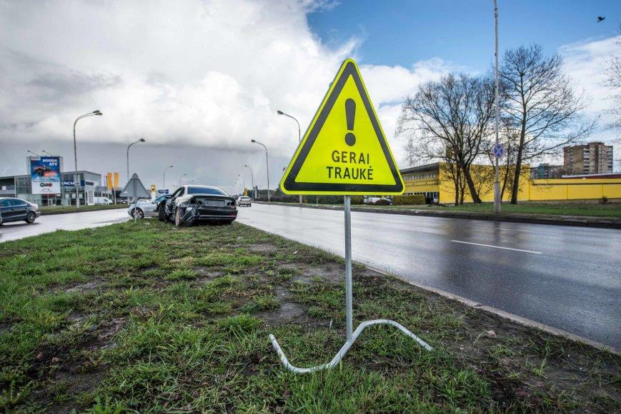 Saugaus eismo diena Kaune