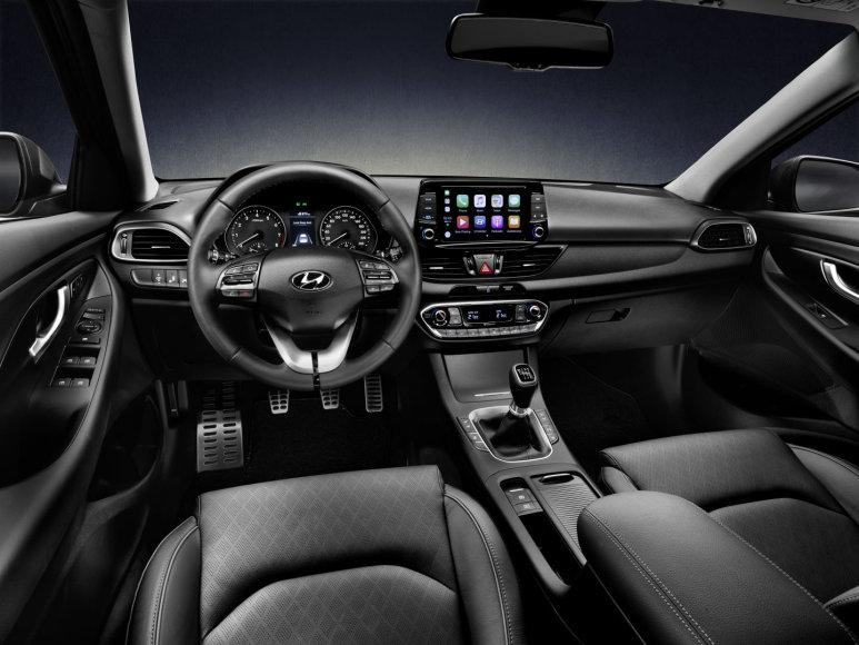 """Hyundai"" nuotr./""Hyundai i30 Fastback"""