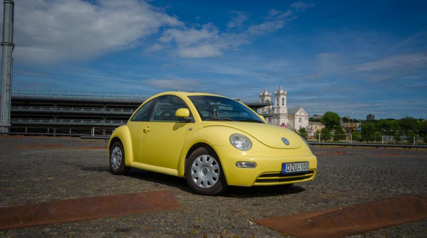 """""""Volkswagen Beetle"""" (2000 m.)"""