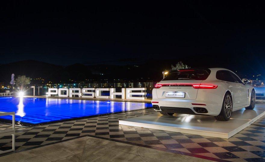 """Porsche"" nuotr. /""Porsche Panamera"" naujienų pristatymas Trogire, Kroatijoje"