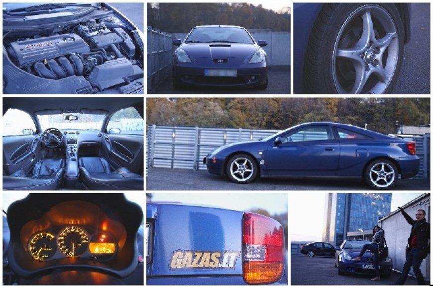 "Pauliaus ""Toyota Celica"""