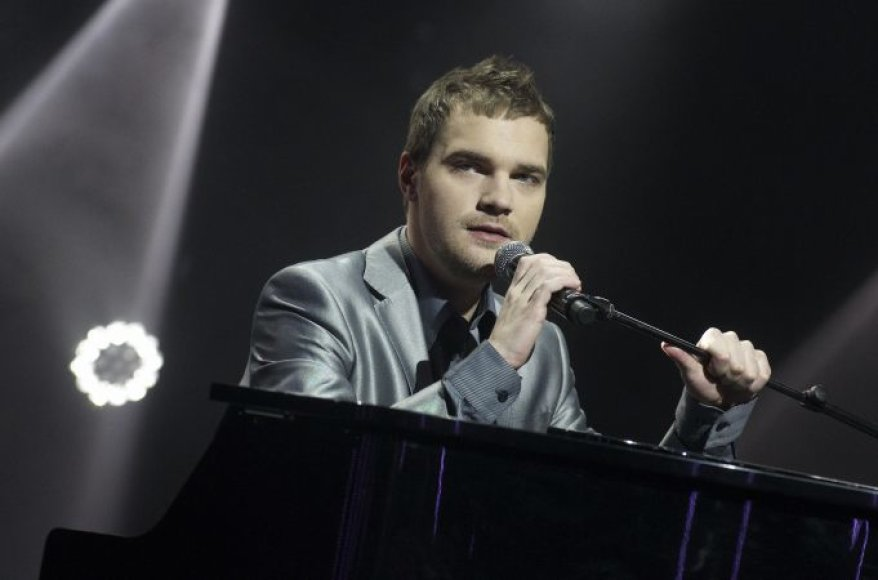 "Estijai ""Eurovizijos"" konkurse atstovaus Ottas Leplandas"