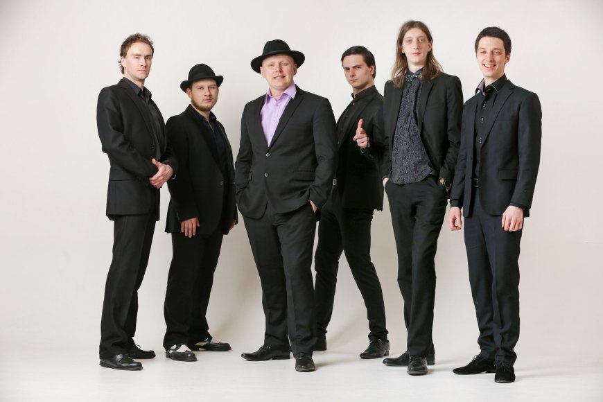 """Asmeninio albumo nuotr./""""Latvian Blues Band"""""""