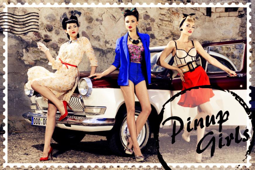"""""""Pinup Girls"""""""