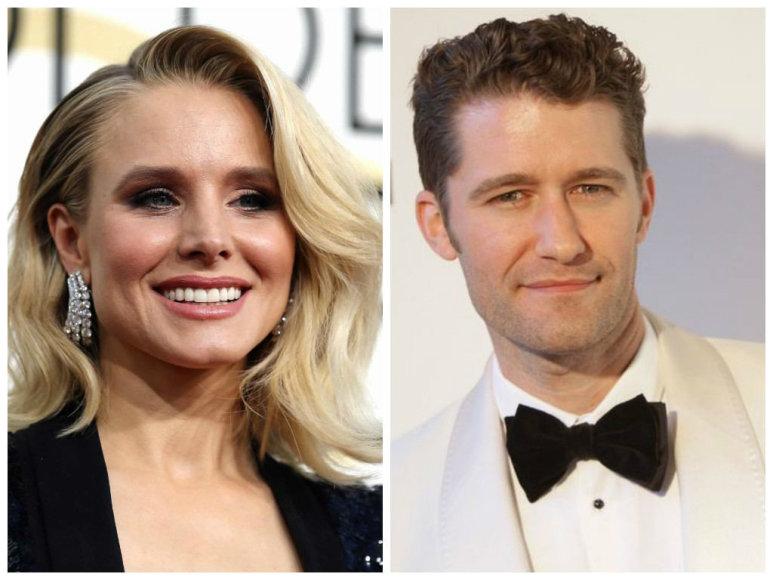 """""""Scanpix"""" nuotr./Matthew Morrisonas is Kristen Bell"""