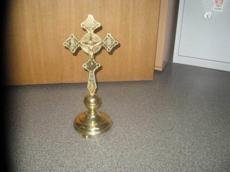 Vogtas kryžius