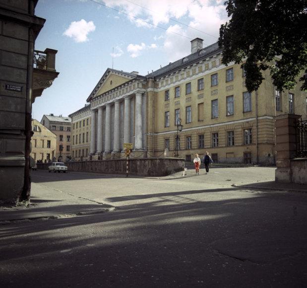 Estijos Tartu universitetas