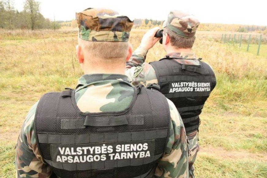 VSAT patruliai