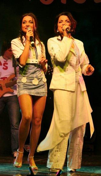 Monika ir Giulija
