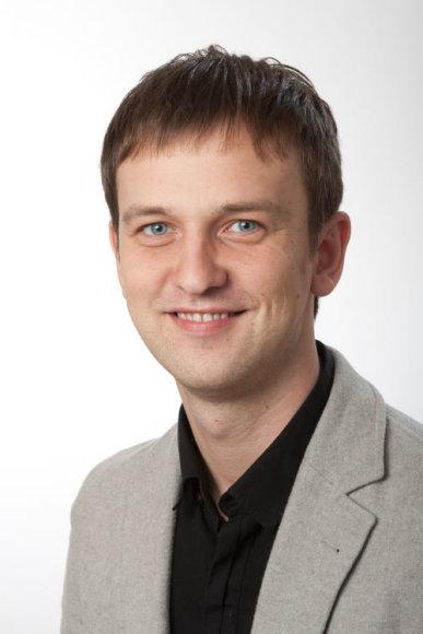 """""""Laisvalaikiodovanos.lt"""" projekto autorius, """"Tingis Group"""" vadovas Rokas Černiauskas."""