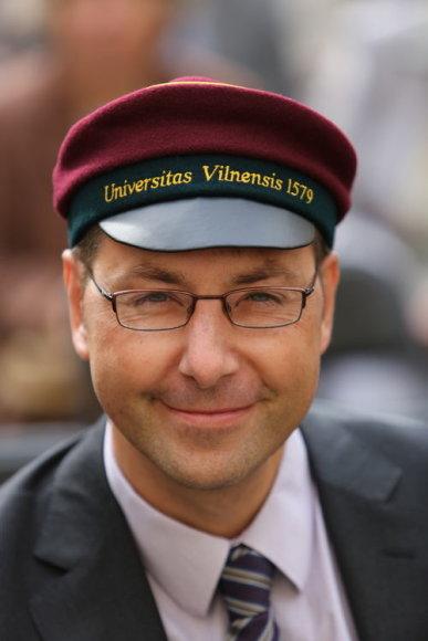 Švietimo ir mokslo ministras Gintaras Steponavičius