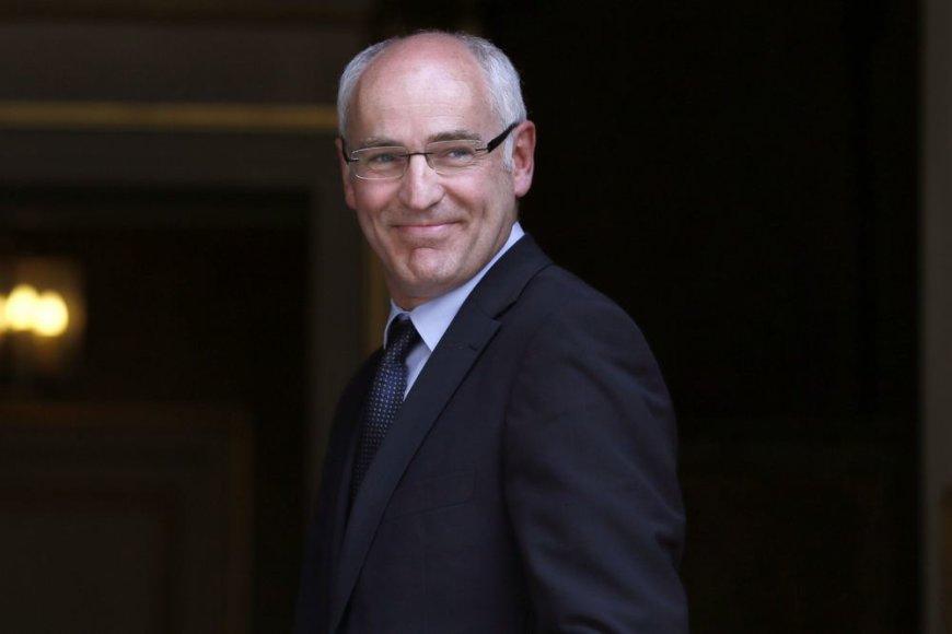 Prancūzijos Europos reikalų ministras Thierry Repentinas