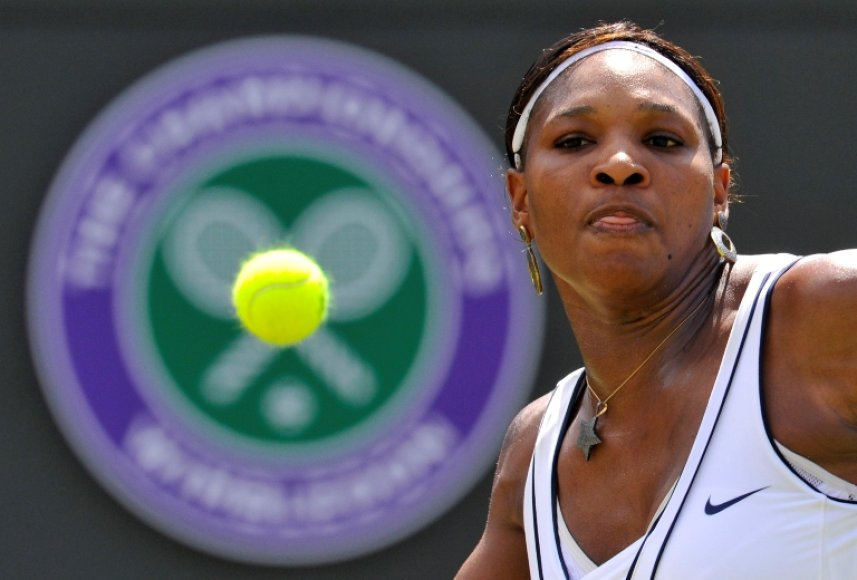 Serena Williams pasaulio reitinge nukris į 180-ą vietą