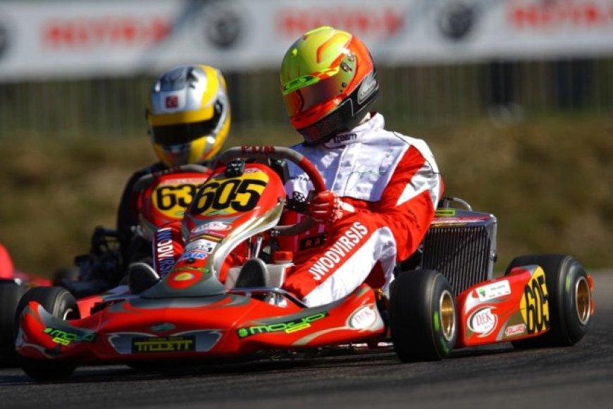 """Rotax Euro Challenge"" varžybų etapas"