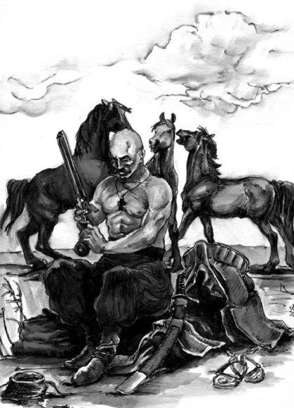 Ukrainos kazokai