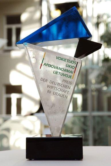 Vokietijos ūkio apdovanojimai Lietuvoje 2011