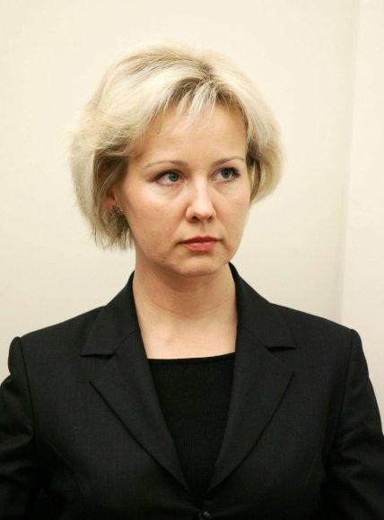VKEKK pirmininkė Diana Korsakaitė