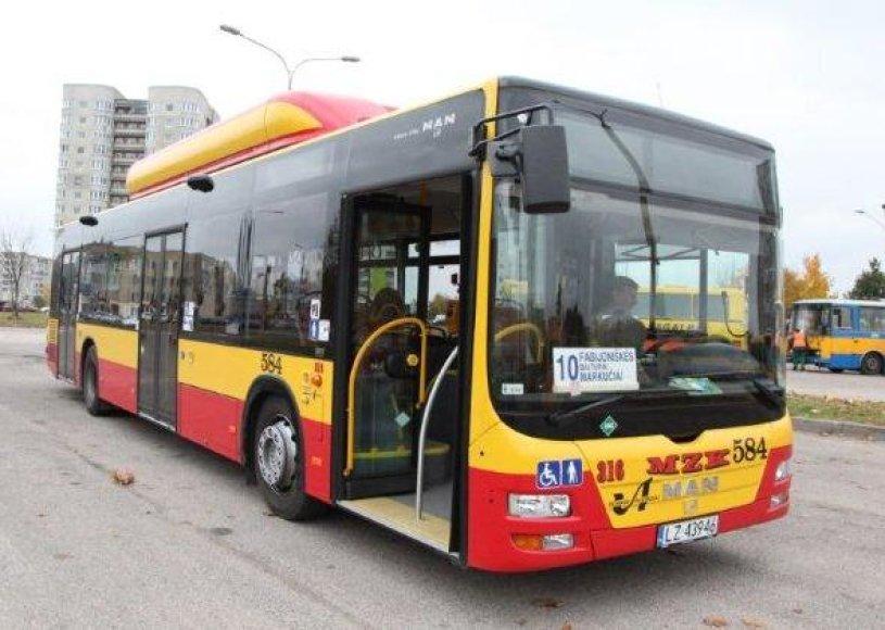 Vokiškas autobusas